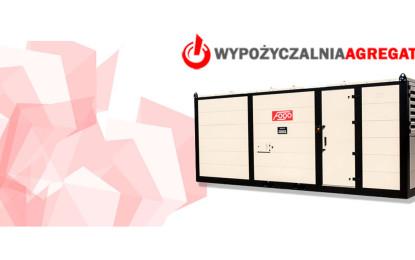 Wypożyczalnia agregatów prądotwórczych / wynajem