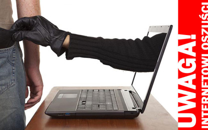 Nie daj się oszukać w internecie!