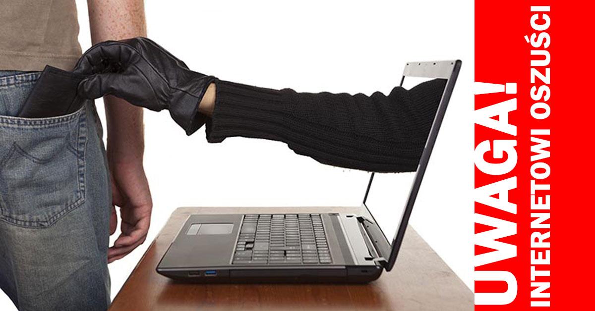 oszuści internetowi płock