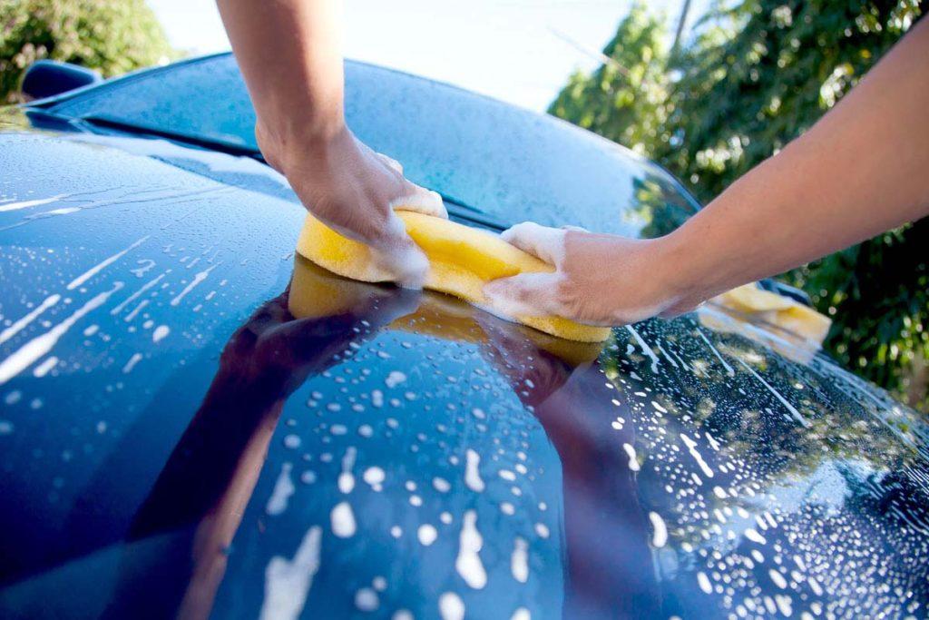 samochodowa myjnia ręczna płock