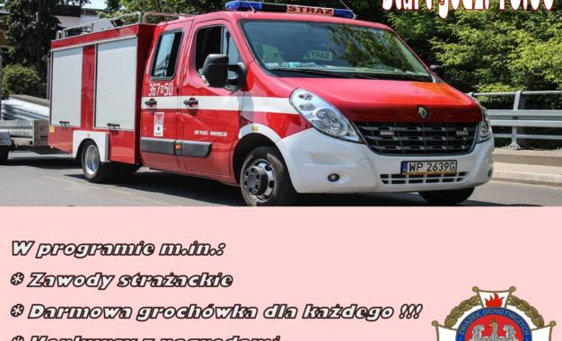Zawody sportowo – pożarnicze 27.08.2016 r. Borowiczki