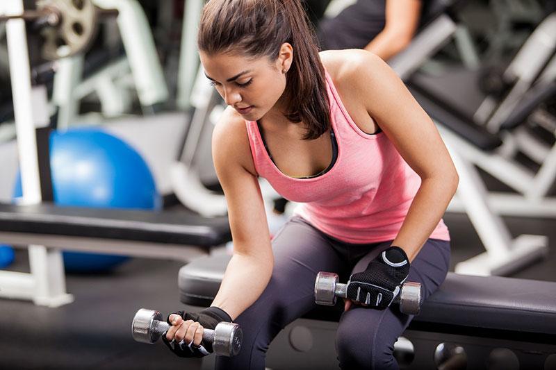 sport to zdrowie, ruch, bieganie, siłownia