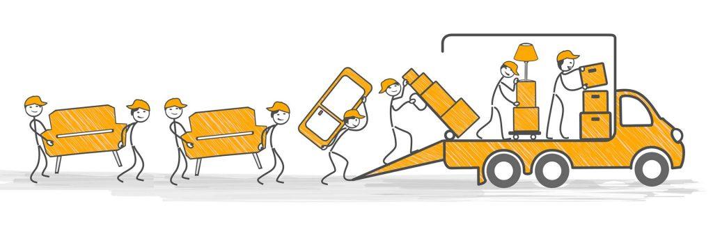 transport przeprowadzki płock