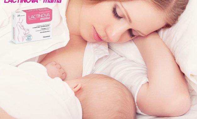 LACTINOVA® mama probiotyk dla kobiet – zdrowie dla mamy i dziecka.